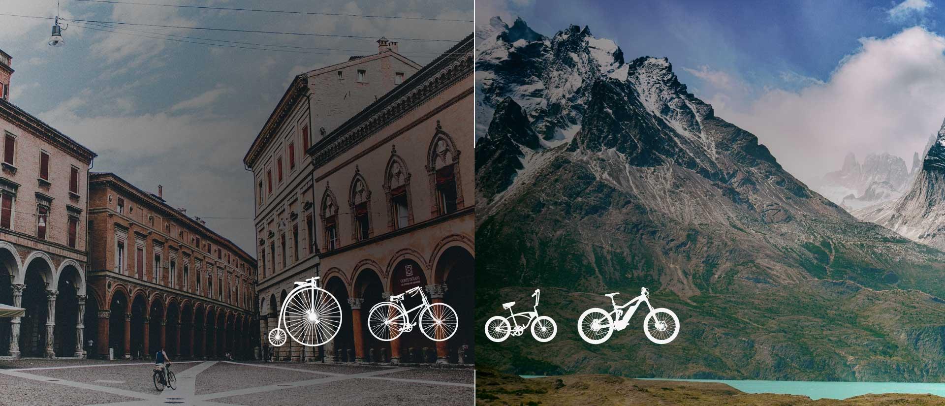 Le vélo à travers les âges - De 1800 à nos jours