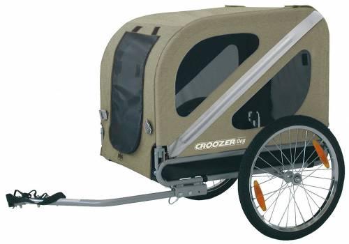 remorque v lo pour chien achetez moins cher sur bikester. Black Bedroom Furniture Sets. Home Design Ideas