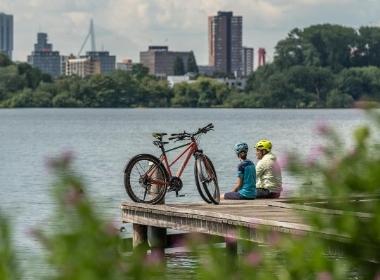 Vélos de ville & de trekking CUBE