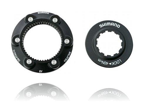 Adaptateur de fixation de frein à disque arrière SHIMANO Patte de fixation 160mm